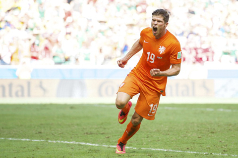 Klaas-Jan Huntelaar Nizozemska