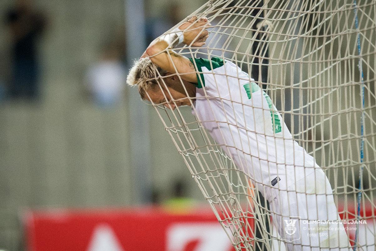 Olimpija v šoku, evrogol Klepača je povsem odprl boj za naslov prvaka!