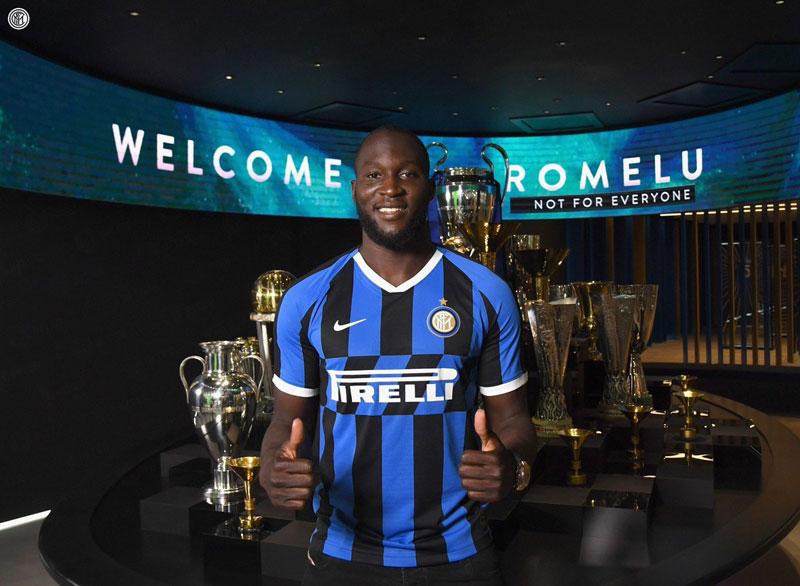 """Dobro je, da je Lukaku odšel v Inter, saj je tako postal """"kompleten igralec"""""""