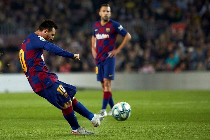 Napoli pripravil dobrodošlico Lionelu Messiju