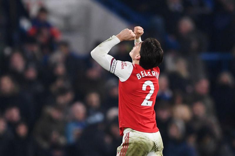 PSG je vrgel lovke na branilca Arsenala, v igri je najmanj 25 milijonov evrov