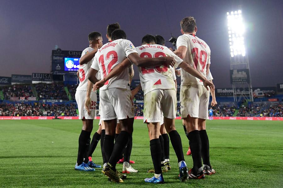 La Liga: Sevilla preskočila še eno oviro na poti do lige prvakov