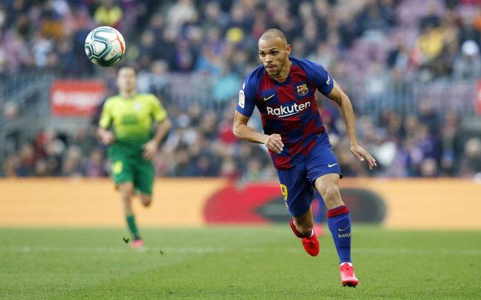V Neapelj bo odpotoval tudi igralec, ki za Barcelono ne sme igrati