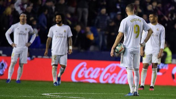 Real Madrid: Alarm v ključnem delu sezone