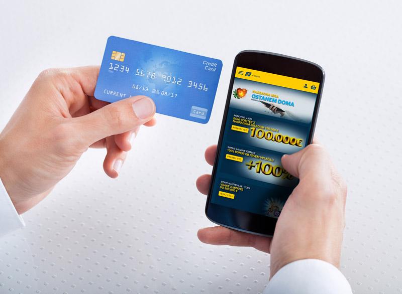 Stavi na zdravje - na e-stave.com izberi elektronske vplačilne poti!