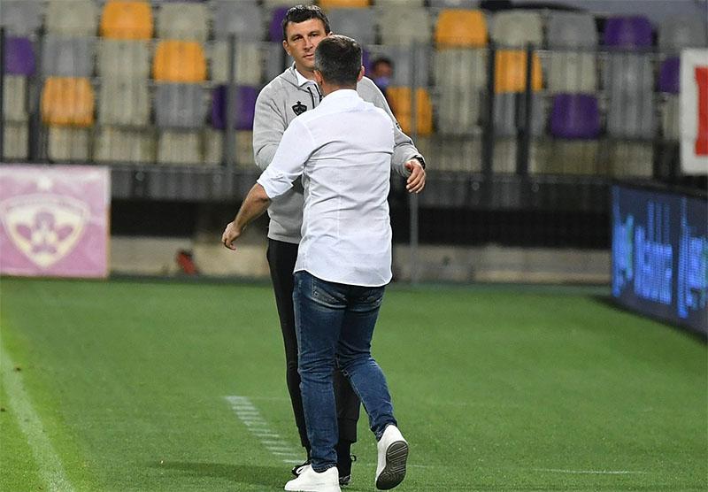 Jakirović je ob porazu proti Celju videl dober Maribor in trdi, da je ekipa nadzirala potek tekme