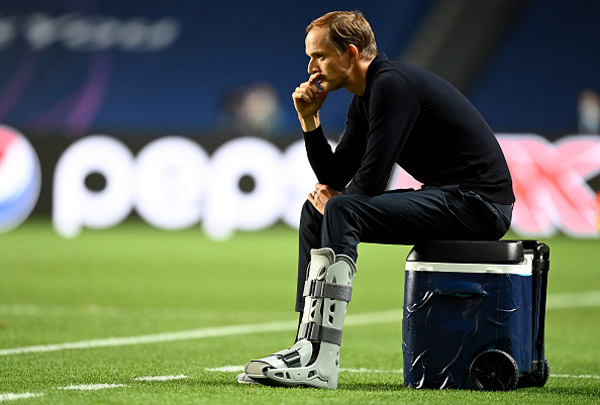 Tuchel iskreno priznava: Poraz proti Unitedu me je res bolel, sploh nisem mogel govoriti