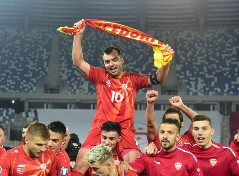 Premislil si je: Goran Pandev je ugotovil, da brez nogometa ne more