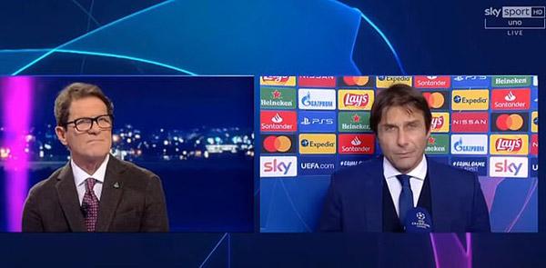 Tiskovne konference pri Interju spet ne bo, ker Conte noče govoriti o plačah