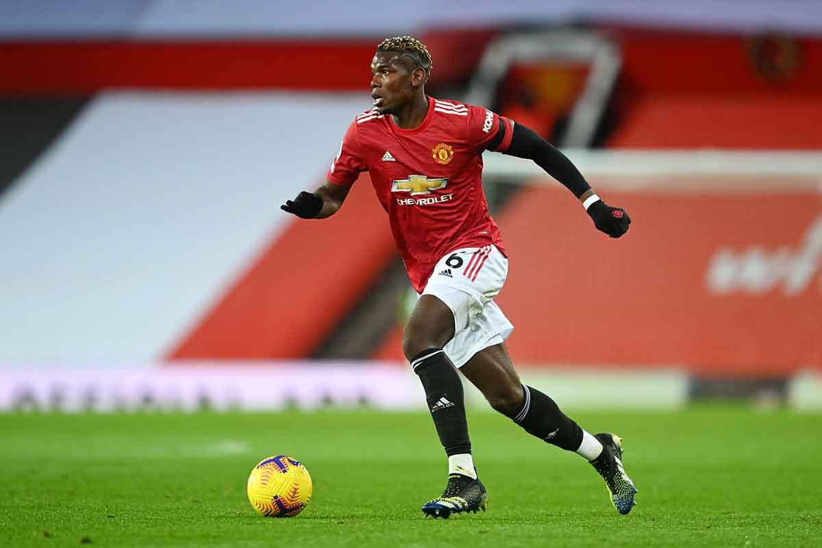 Manchester United vztraja, Pogbaju ponujena nova pogodba