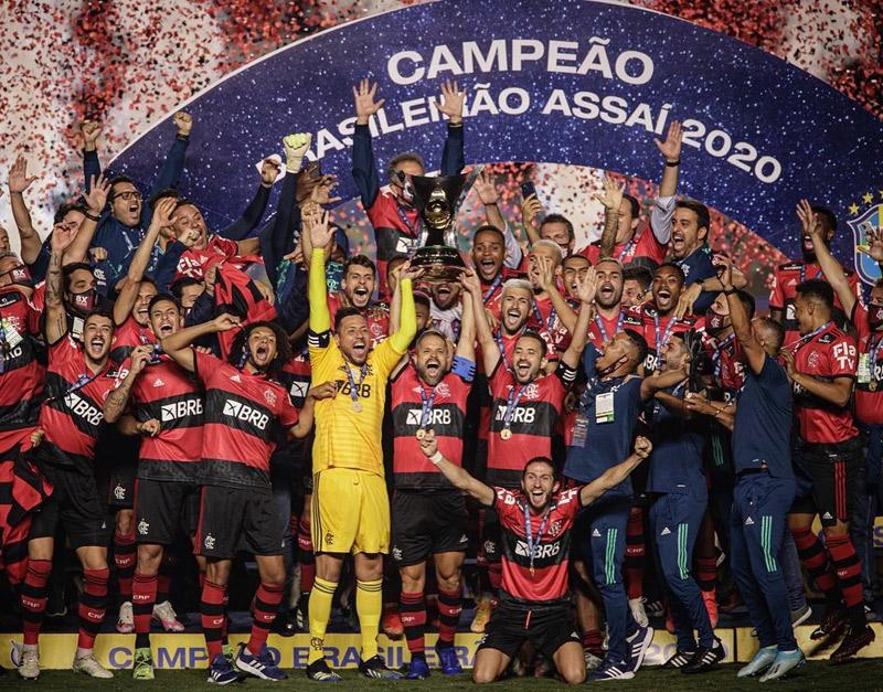 Dramatičen konec sezone v Braziliji, Flamengo je skoraj podaril naslov