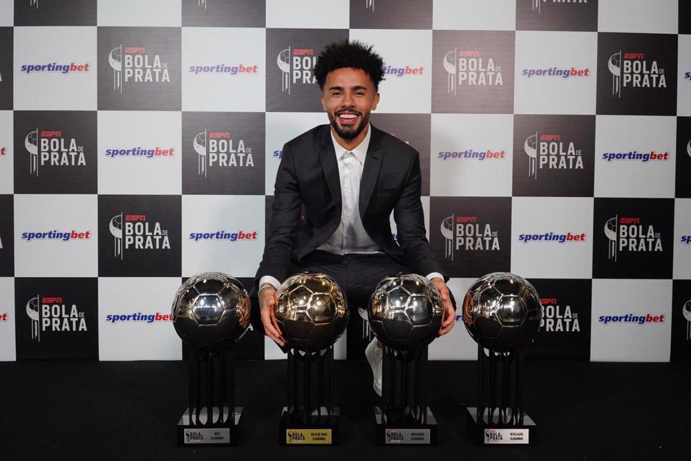 Najboljši igralec v Braziliji prihaja iz Red Bullovega nogometnega imperija