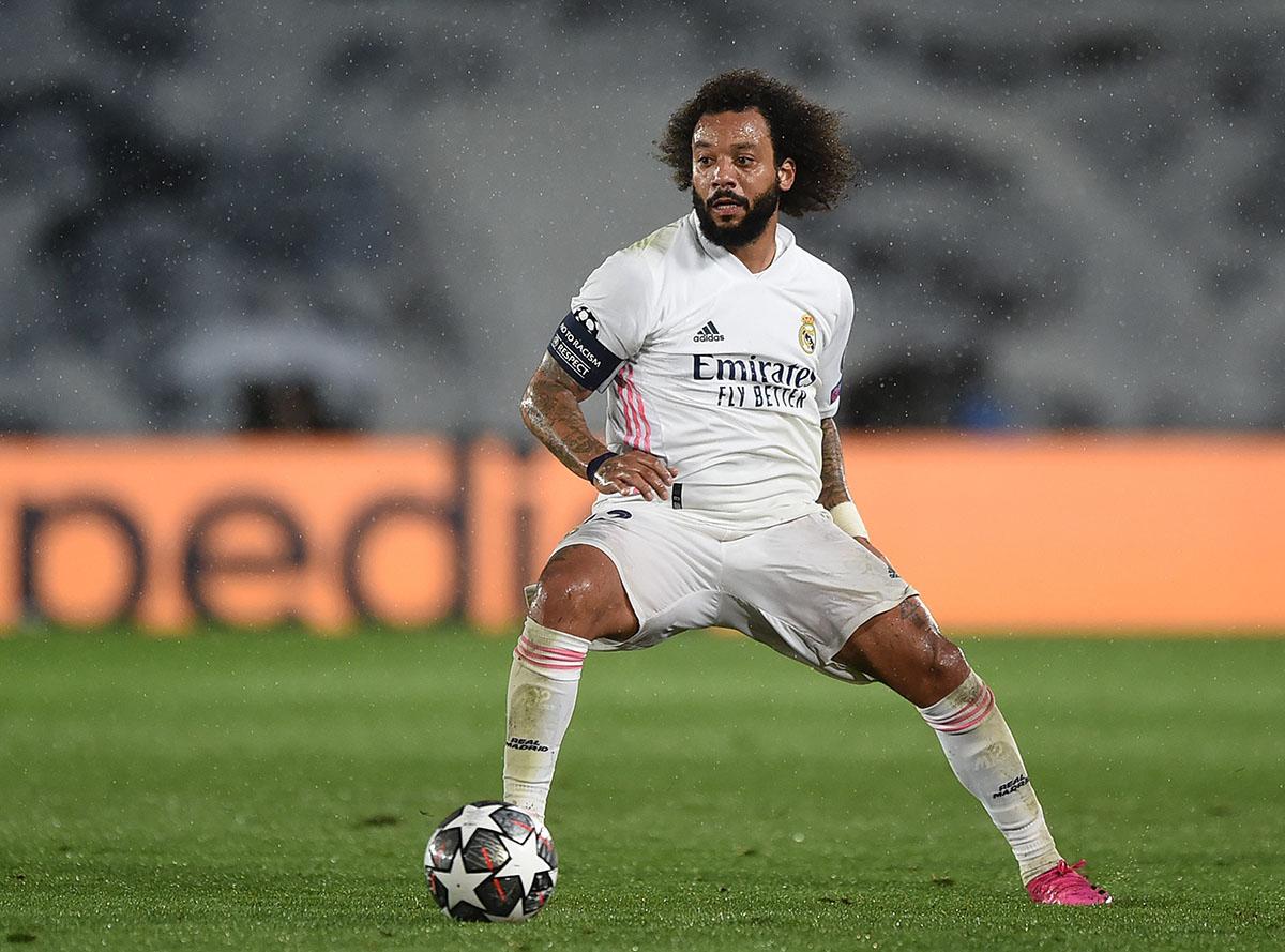 Marcelo je vse bolj preteklost Reala, danes je prejel novo zaušnico