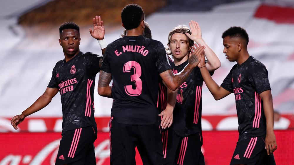 La Liga: Zelo bo še napeto, Real z odlično predstavo diha za ovratnik Atleticu