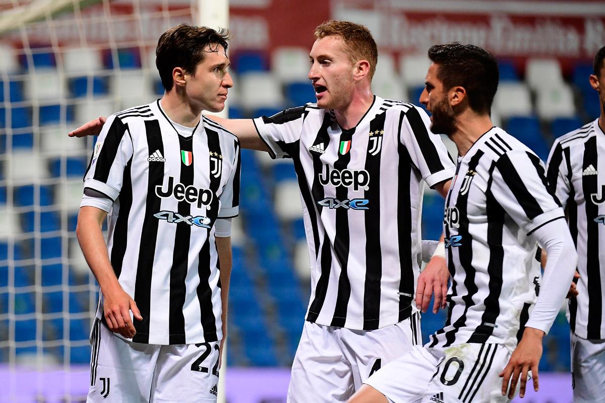 Juventus četrtič zapored z minimalno zmago, Šved se čudi nad svojim debitantskim golom