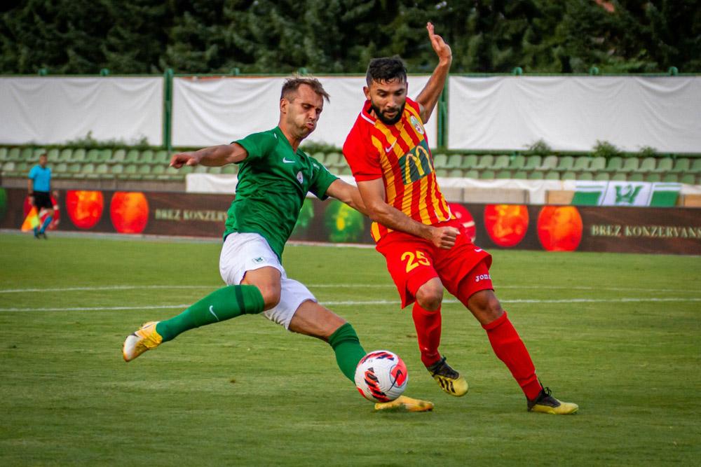 Poseben dan v karieri Mustafe Nukića: Zelo sem ponosen in upam, da ni bilo zadnjič
