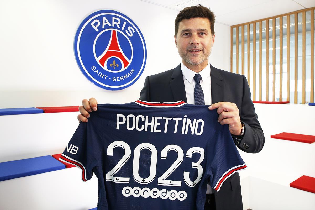 PSG verjame v to, da lahko ligo prvakov z Mauriciom Pochettinom