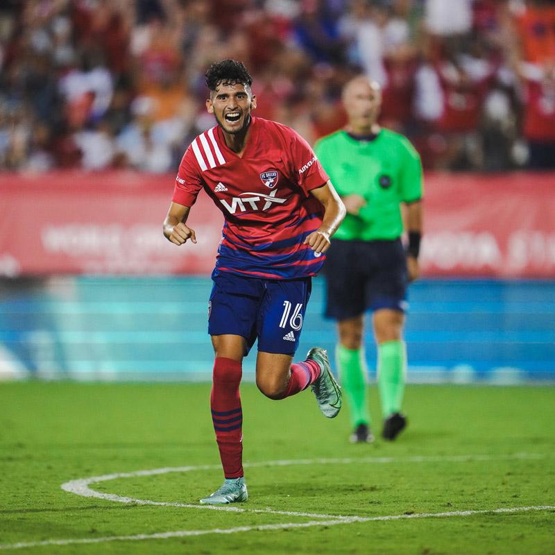 V ligi MLS raste nov izjemen talent: Bo Ricardo Pepi naslednja nogometna zvezda?