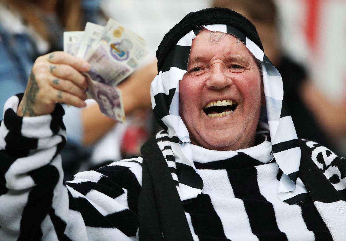 Nenavaden poziv Newcastla: Navijači, ne hodite na stadion oblečeni kot Arabci