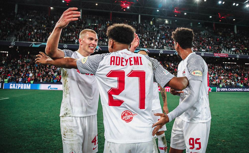 Salzburg je dozorel v klub, ki naskakuje playoff lige prvakov