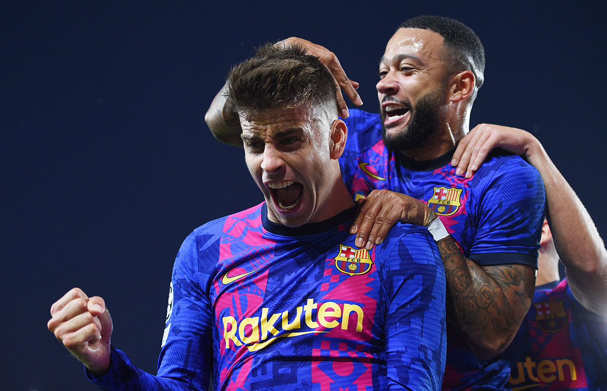 Barcelona do nujne zmage za preživetje, Verbič je obsedel na klopi