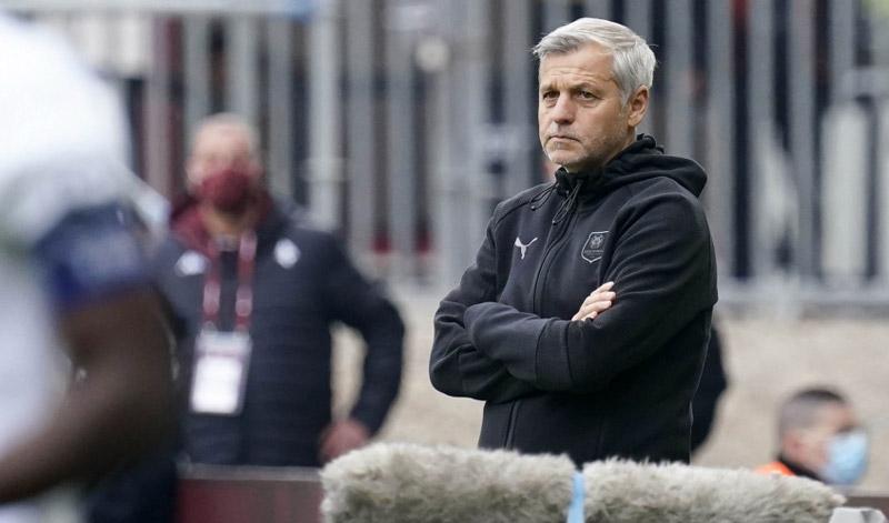 Trener Rennesa je tekmo z Muro primerjal s tekmami proti amaterjem v francoskem pokalu